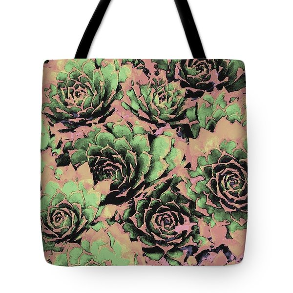 Victorian Chicks Tote Bag by Ann Johndro-Collins