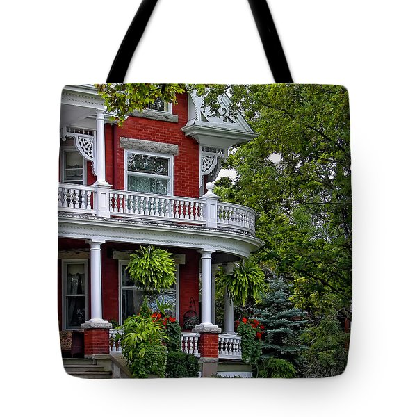 Victorian Classic Tote Bag by Steve Harrington