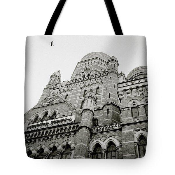 Victorian India Tote Bag