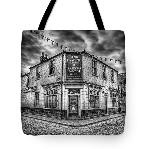Victorian Pub Tote Bag by Adrian Evans