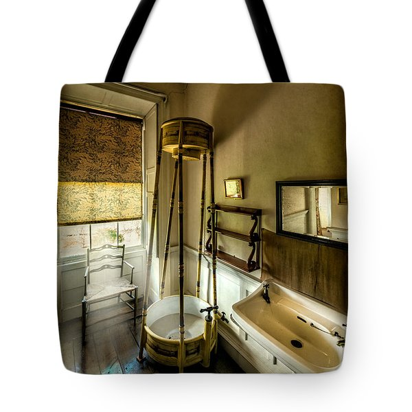 Victorian Shower Tote Bag by Adrian Evans