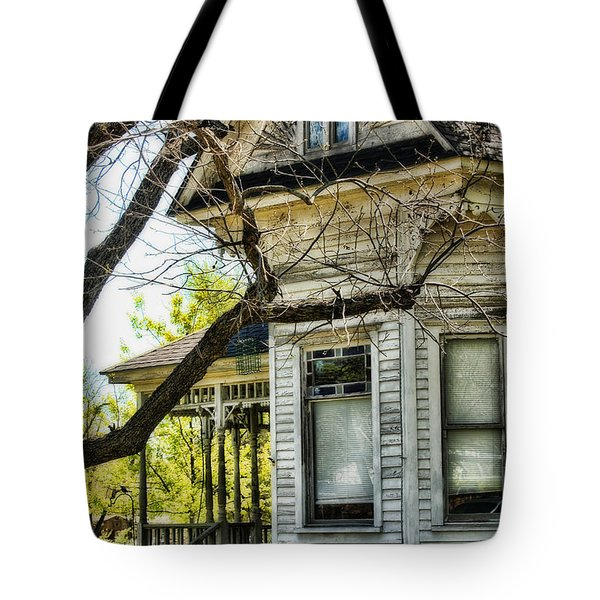 Victorian Style Tote Bag by Joan Bertucci