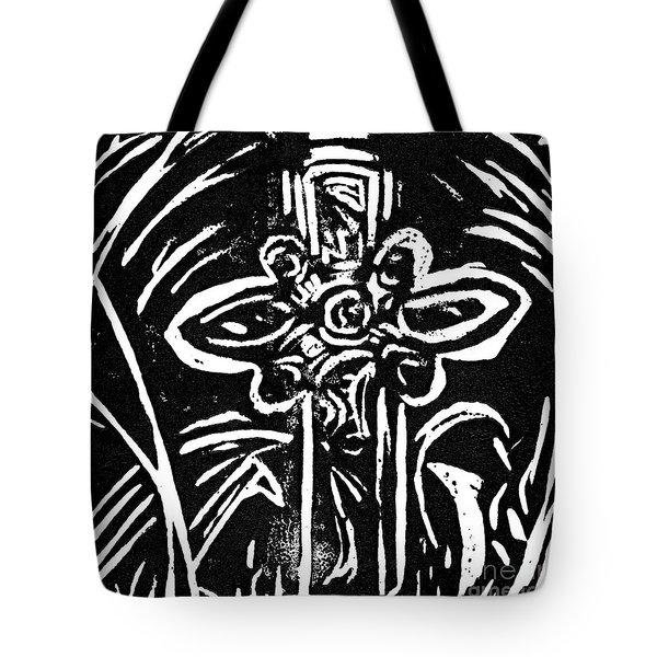 Victory Tote Bag by Elizabeth Briggs