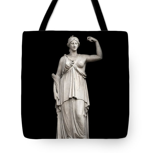 Tote Bag featuring the photograph Victory by Fabrizio Troiani