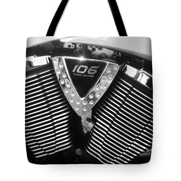 Victory II Tote Bag