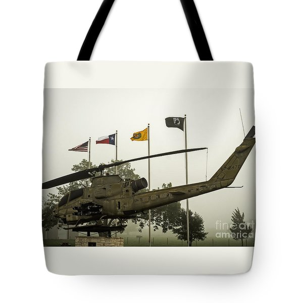 Vietnam War Memorial Tote Bag