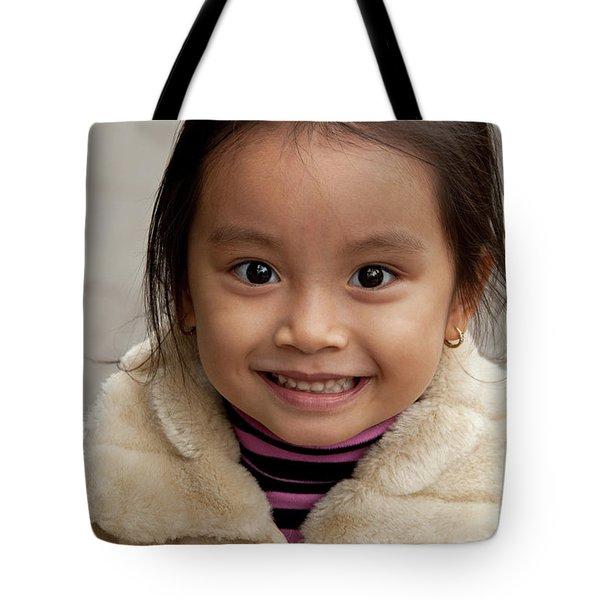 Vietnamese Girl 03 Tote Bag