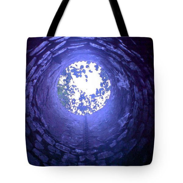 View From Below Tote Bag