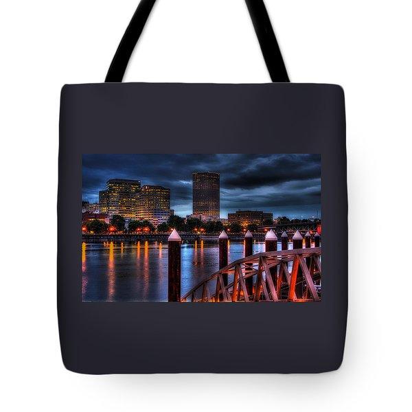The Eastbank Tote Bag