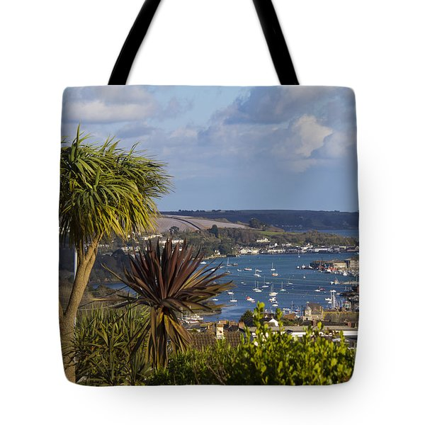 View From The Top Tote Bag by Brian Roscorla