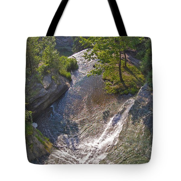 View In Color Tote Bag