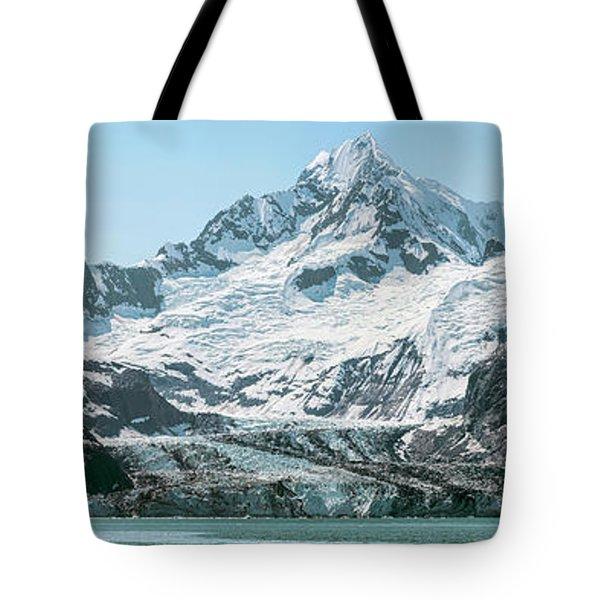 View Of Margerie Glacier In Glacier Bay Tote Bag