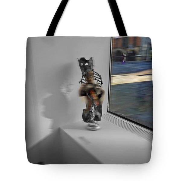 Viewdoo Tote Bag by Charles Stuart