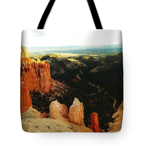 Views To Remember Tote Bag