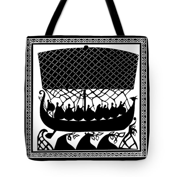 Viking Ancient Mariners Tote Bag