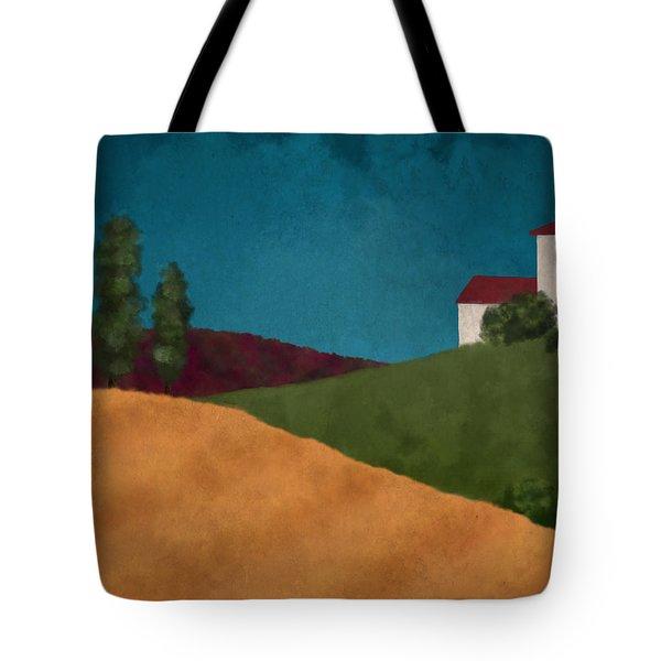 Villa I Tote Bag