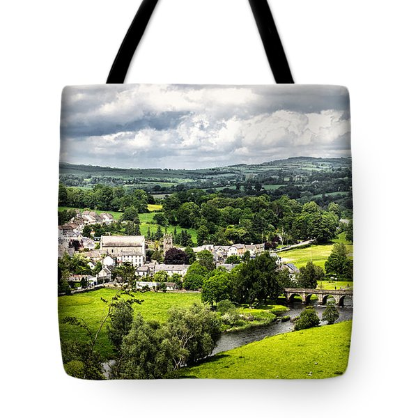 Village Of Inistioge Tote Bag