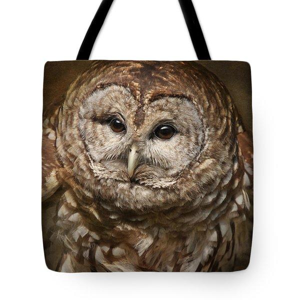 Vilma Up Close Tote Bag