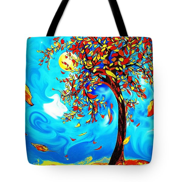 Vincent's Tree Tote Bag