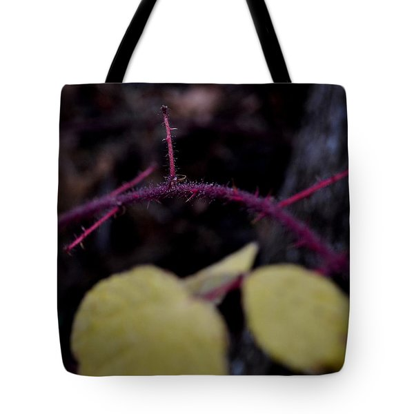 Vine Tote Bag by Carlee Ojeda