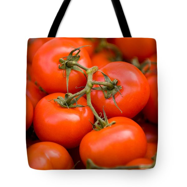 Vine Tomato Tote Bag
