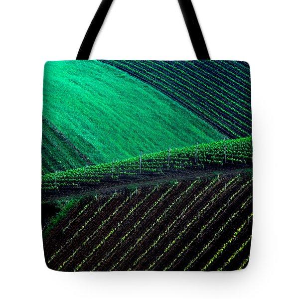 Vineyard 05 Tote Bag