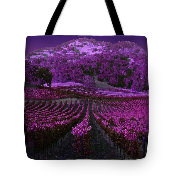 Vineyard 41 Tote Bag