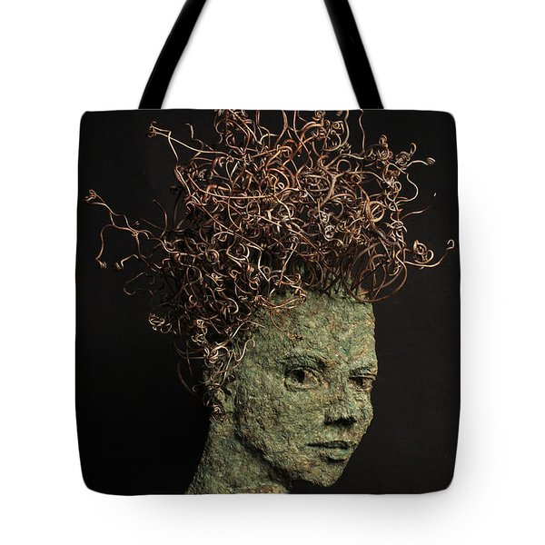 Vino Tote Bag by Adam Long