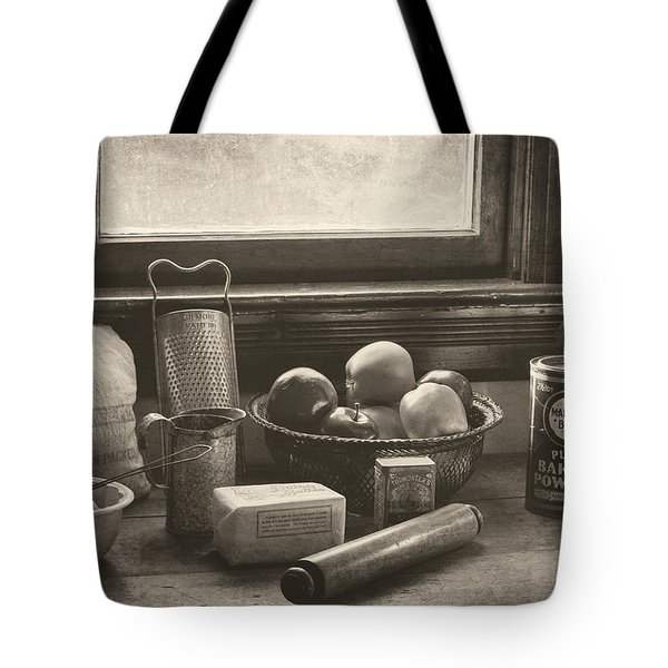 Vintage Art - All The Fixings Tote Bag