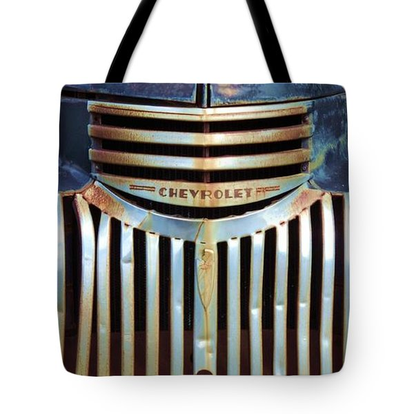 Vintage Chevrolet 005 Tote Bag