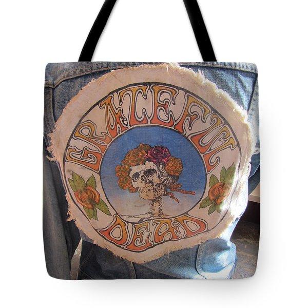 Vintage - Grateful Dead - Fashion Tote Bag