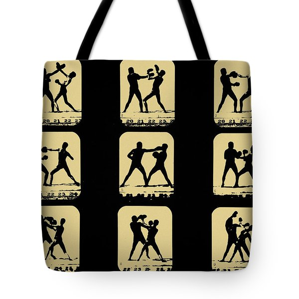 Vintage - How To Box Tote Bag by Bill Cannon