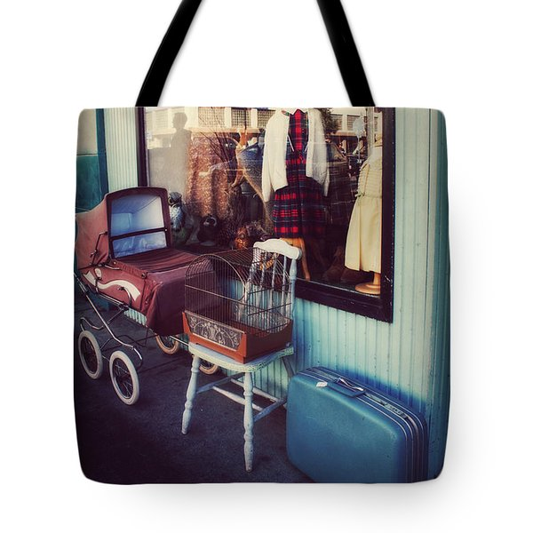 Tote Bag featuring the photograph Vintage Memories by Melanie Lankford Photography