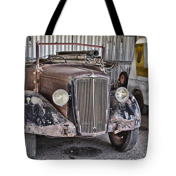 Vintage Morris Commercial Tote Bag by Douglas Barnard