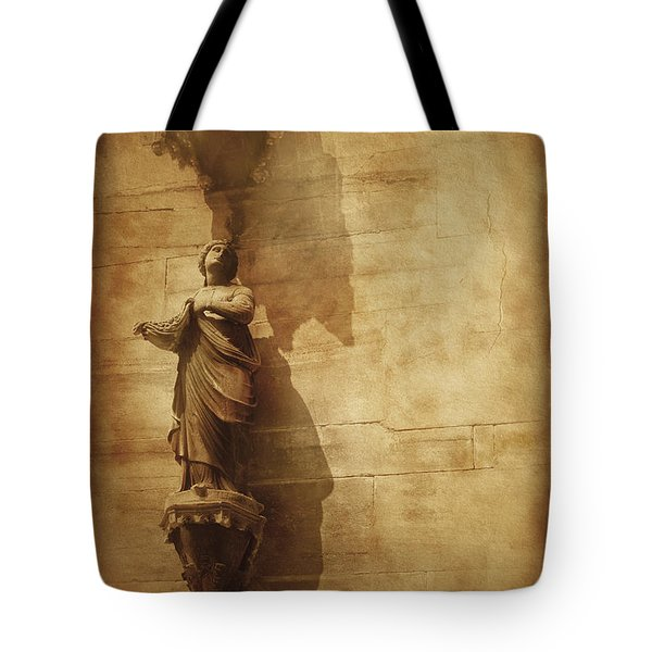 Vintage Photo Of Duomo Architecture Tote Bag by Evgeny Kuklev