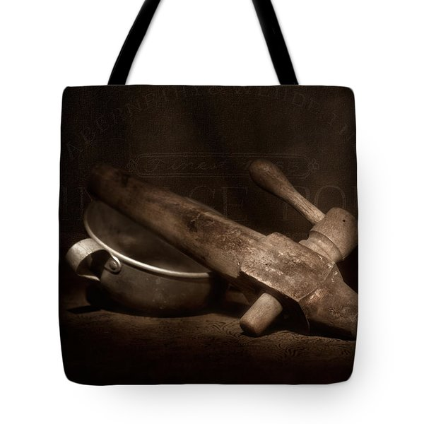 Vintage Port Still Life Tote Bag