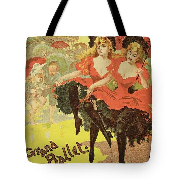 Vintage Poster   Brighton Tote Bag by Pal
