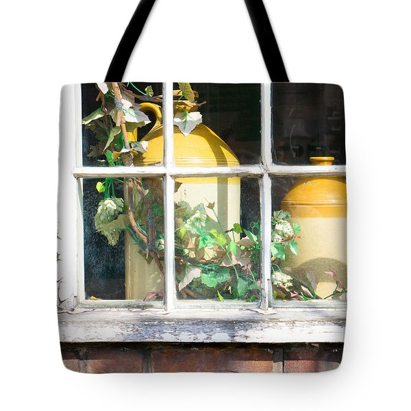 Vintage Pots Tote Bag