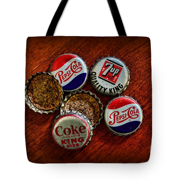 vintage soda bottle caps photograph by paul ward. Black Bedroom Furniture Sets. Home Design Ideas