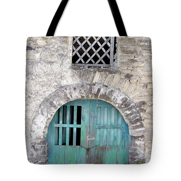Vintage Wine Cellar Tote Bag