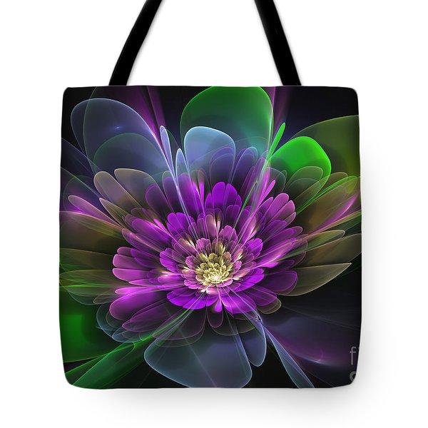 Violetta Tote Bag by Svetlana Nikolova