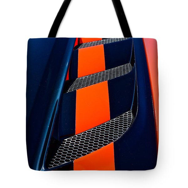 Tote Bag featuring the photograph Viper by Linda Bianic