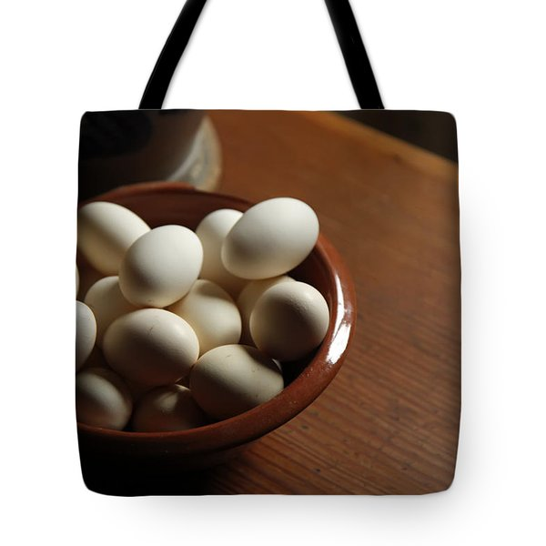 Tote Bag featuring the photograph Virginia Frontier Kitchen by KG Thienemann