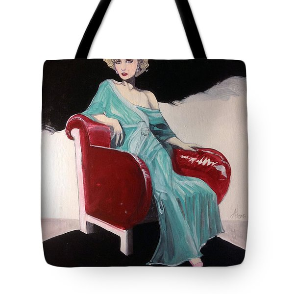 Virginia Smith Tote Bag