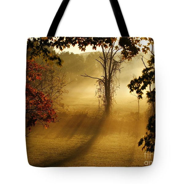 Virginia Sunrise Tote Bag