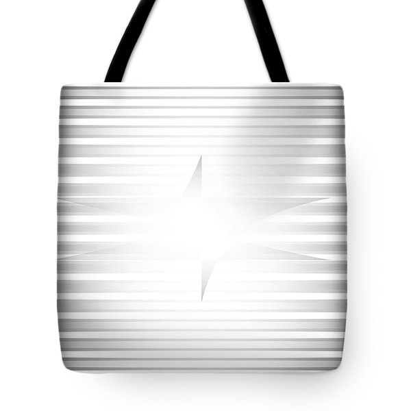 Tote Bag featuring the digital art Vision Chamber by Kevin McLaughlin