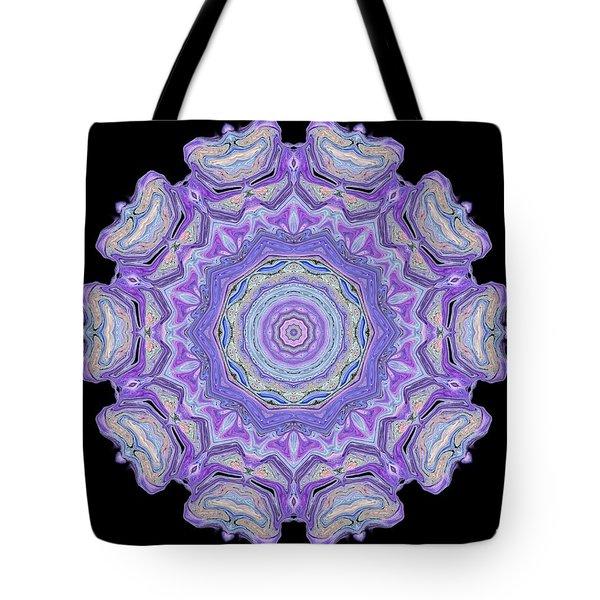 Vision Wheel Tote Bag by Aliceann Carlton