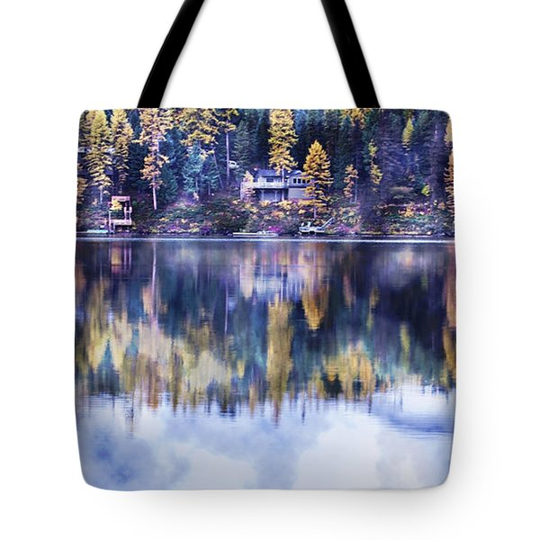 Visions- Lake Inez Tote Bag