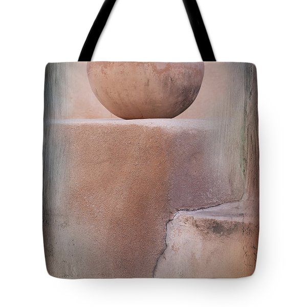 Visions Of The Past Tote Bag by Sandra Bronstein
