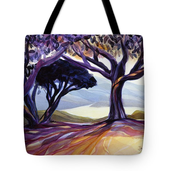 Vista Point Tote Bag by Jen Norton